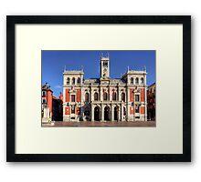 Casa Consistorial Framed Print