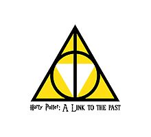 Harry Potter: A Link to the past  Photographic Print