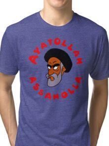 aya ass Tri-blend T-Shirt