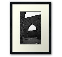 Ireland in Mono: Just To Touch You Once Again Framed Print
