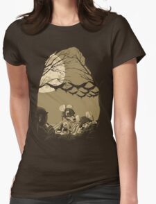 Woodland Wars Womens Fitted T-Shirt