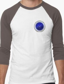 United Federation of Planets Men's Baseball ¾ T-Shirt