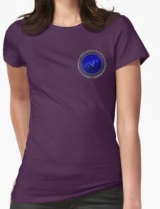 United Federation of Planets Womens Fitted T-Shirt