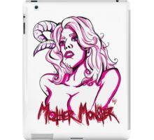 Mother Monster iPad Case/Skin