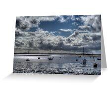Lindisfarne View #2 Greeting Card