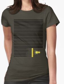 Field Womens Fitted T-Shirt