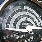 Tractor Speedometer by Russell Voigt