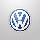 Volkswagen logo iPhone 4/4s case by Jnhamilt