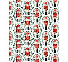 The Nutcracker - Red and Green by Andrea Lauren  Photographic Print