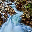 Basin Falls I by Katherine Murray