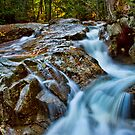 Basin Falls II by Katherine Murray