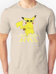 Gangnam Style Pikachu T-Shirt