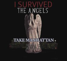 "I Survived ""The Angels Take Manhattan"" 2012 by Michael Audet"