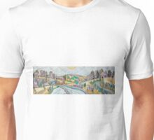 Once  upon a time there was a village on a hill Unisex T-Shirt
