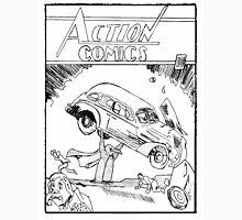 Pengiun Action comics T-Shirt