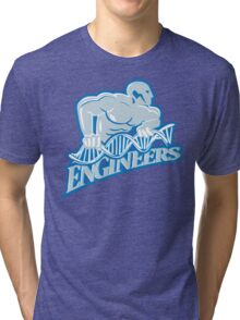 Go Engineers!! Tri-blend T-Shirt