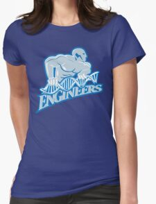 Go Engineers!! Womens Fitted T-Shirt