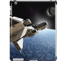Passing the Ice Planet iPad Case/Skin