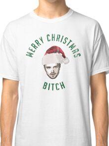 Merry Christmas. Bitch. Classic T-Shirt