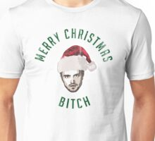 Merry Christmas. Bitch. Unisex T-Shirt