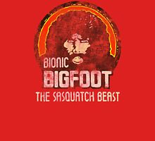 Bionic Bigfoot Unisex T-Shirt