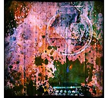 Decaying Music Photographic Print