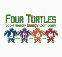 Turtle Power Kids Clothes