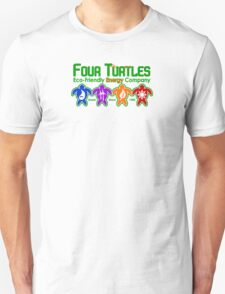 Turtle Power Unisex T-Shirt