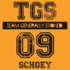 TGS Schoey by excasperated