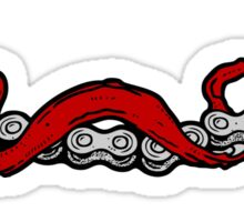 Motorcycle chain Sticker