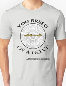 It's Funnier in Enochian   Supernatural T-Shirt