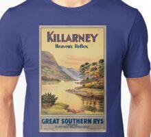 Vintage poster - Ireland Unisex T-Shirt