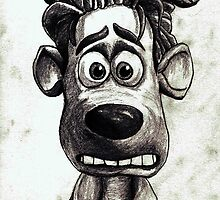 Flushed Away by sketchingbrad