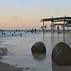 Cairns Lagoon at Dusk by styles
