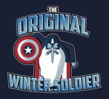 The Original Winter Soldier by morlock