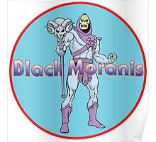 Black Moranis - Skeletor Poster