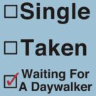 Waiting for a Daywalker by Jessica Becker
