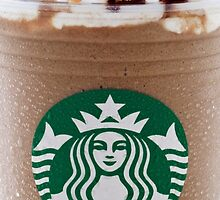 Starbucks Frappuccino iPhone 4/4s case by Jnhamilt