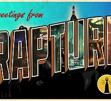 Greetings from Rapture (Bioshock) by greetingsfrom