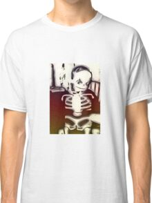 Red Skeleton Classic T-Shirt