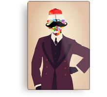 The Perfect Gentleman Metal Print