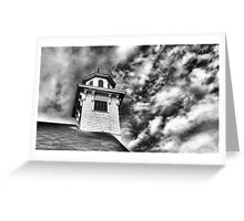 Old Church in Independence Oregon Greeting Card