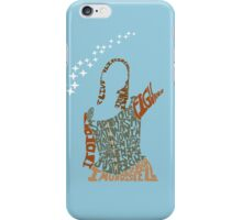 Under your spell iPhone Case/Skin