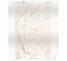 USGS Topo Map Washington State WA Glade 241311 1979 24000 Poster