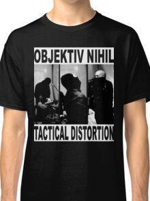 Objektiv Nihil - TACTICAL DISTORTION Classic T-Shirt