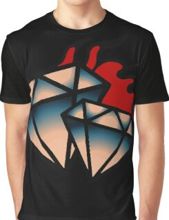 Cool Diamond Graphic T-Shirt