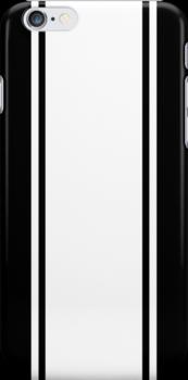 iPhone Stripe Case by Jacob Johnson
