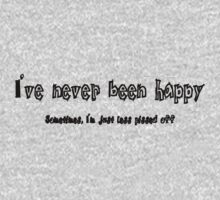 Never Been Happy by mobii
