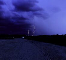 Lightning Strikes by Matt Trewin