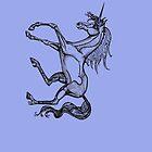 Unicorn by flokot